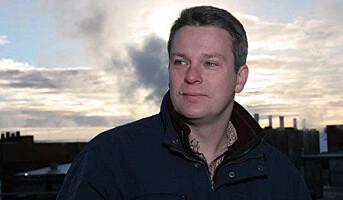 Anders Lindh ny direktør ved Moelven Våler