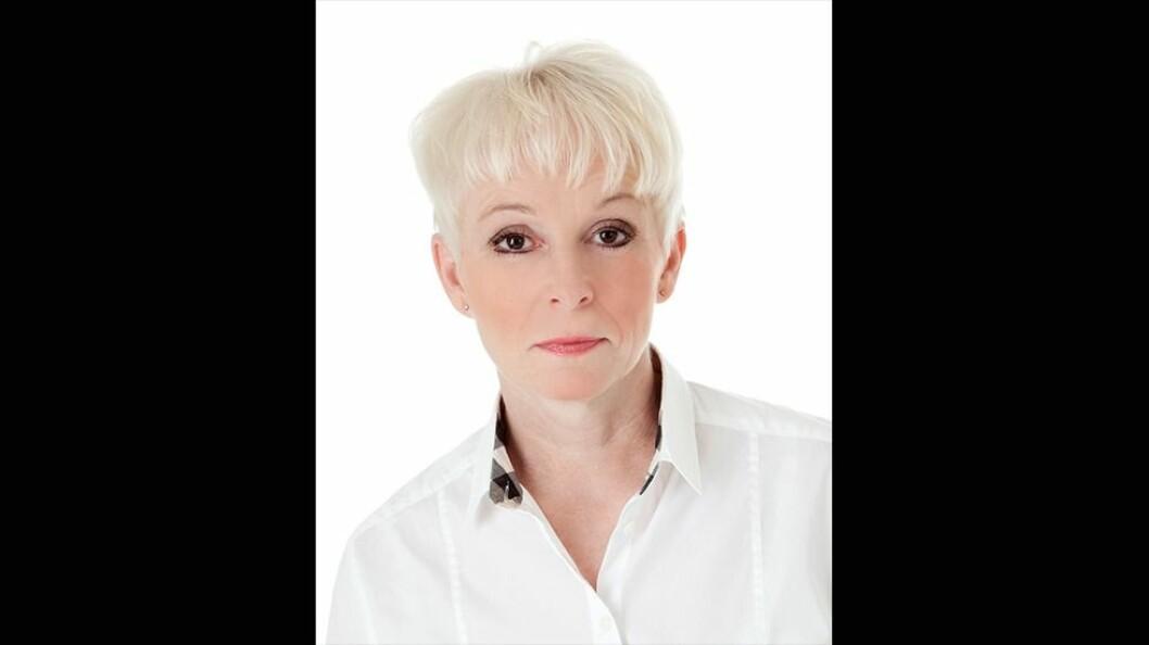 Heidi Finstad, administrerende direktør i Treindustrien. (Foto: Treindustrien)