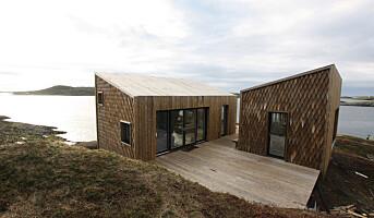 Arkitektur møter natur nord for polarsirkelen