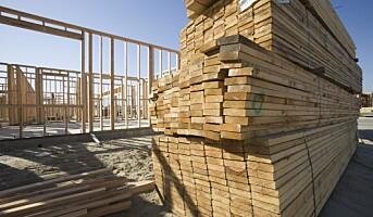 Sterk november for byggevareindustrien
