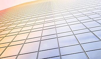 Skal utvikle smarte fasader