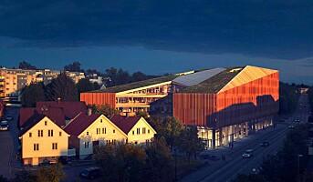 Stavanger får Norges største næringsbygg i tre