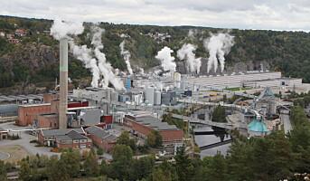 Norske Skog Saugbrugs skal bygge demoanlegg for biokomposittproduksjon