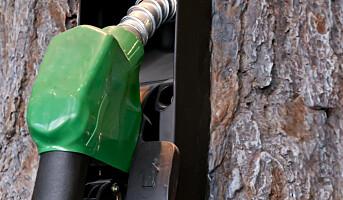 Vil ha mer biodrivstoff fra avfall og skogsråstoff