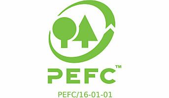 Treteknisk akkreditert for PEFC-sertifisering