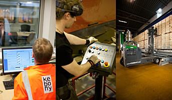 Kebony øker produksjonskapasiteten