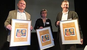 Treforedlingsprisen 2016 til Borregaard