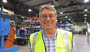 Ny direktør i Norges største sagbruk