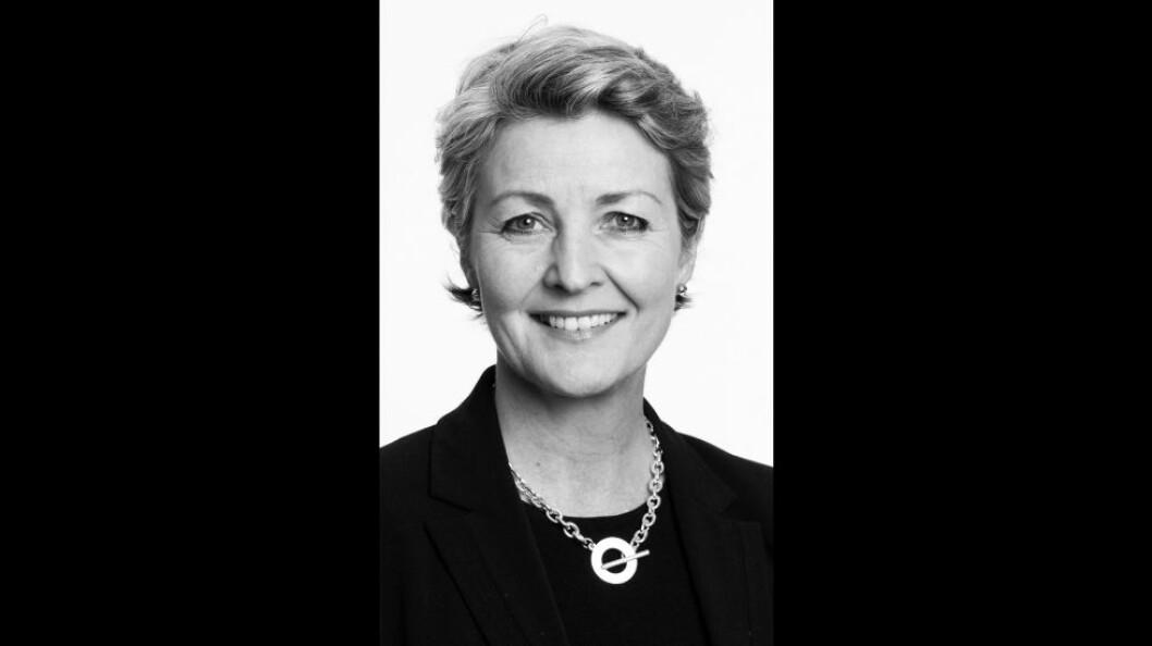 – Innlandet skal bli best i verden på industriell bygging med tre, sier styringsgruppeleder Kristin Vitsø Bjørnstad