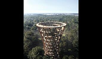 Danmark får spektakulært tretopptårn