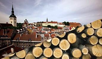 Ekskursjon til trenasjonen Estland