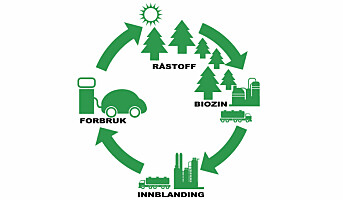 Planlegger storskala biodrivstoffproduksjon i Norge
