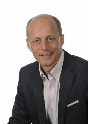 Rune Abrahamsen, administrerende direktør i Moelven Limtre.