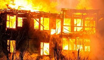 Hvordan beskytte trebygg mot brann?