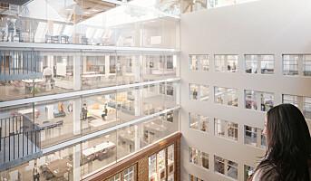 Veidekkes datterselskap Arcona bygger i tre på Trikåfabriken