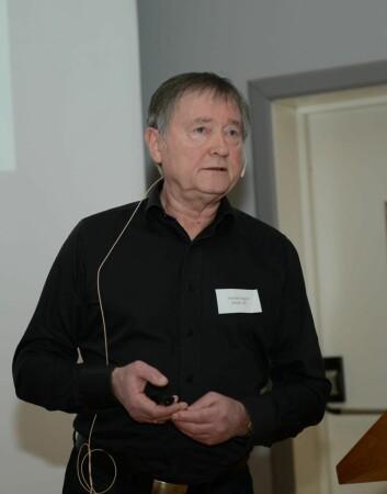 Arnold Sagen (Foto: Treindustriens Tekniske Forening)
