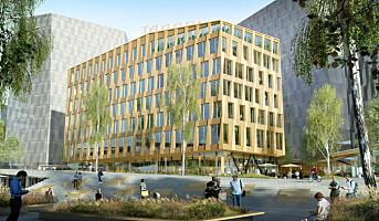 Frokostmøte: Innovative trebygg i Norge