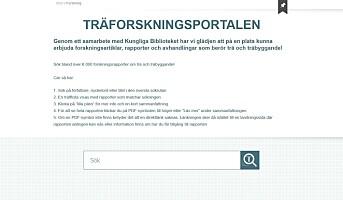 Unik database for treforskning