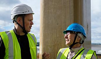 Danske arkitekter fant inspirasjon i Norge