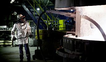 Treindustri skal bidra til CO2-nøytral silisiumproduksjon