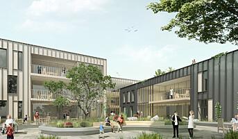 Åsane sykehjem bygges i tre