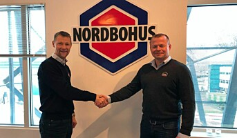 Nordbohus og Overhalla Hus proff inngår samarbeidsavtale