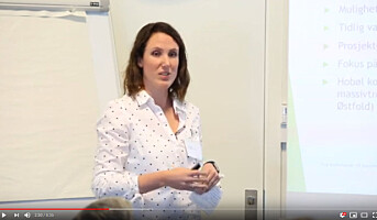 Se video fra trebygg-seminar