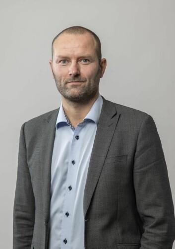 Bjarne Hønningstad, styreleder i Moelven Eidsvold Værk AS. (Foto: Moelven)