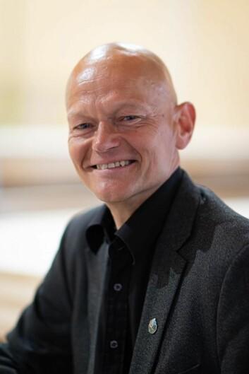 Aasmund Bunkholt. (Foto: Knut Werner Lindeberg Alsén)