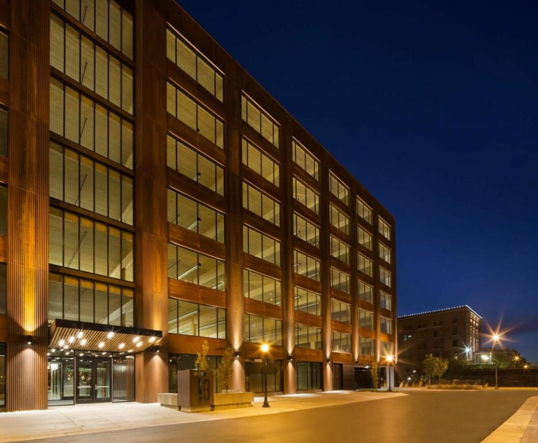 Michael Green Architecture: Kontorbygget T3 i Minneapolis (USA). (Foto: Ema Peter)