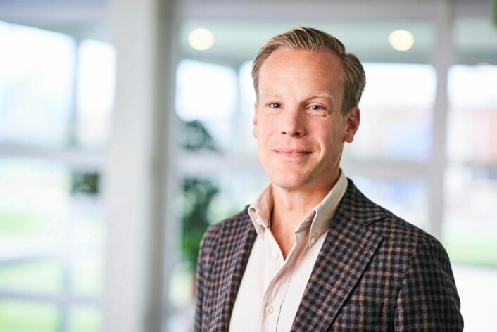 Johannes Bogren (Foto: Södra)