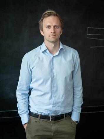Gaute Mo. (Foto: Knut Werner Lindeberg Alsén)