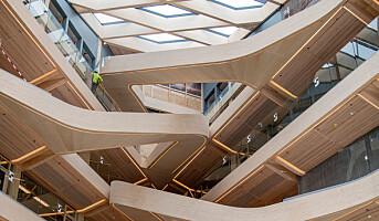 Finansparken i Stavanger har åpnet