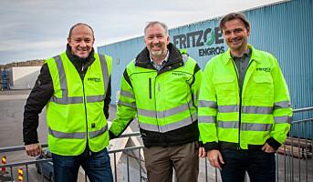 Historisk samarbeidsavtale mellom Fritzøe Engros og Norske Trevarer