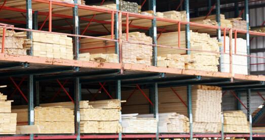 Trevarer dro opp byggevaresalget