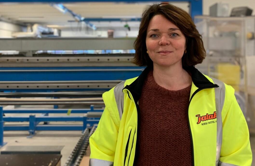 Konsernleder Marthe Lie i Are Treindustrier AS