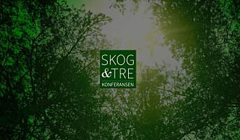 Dato for årets Skog & Tre-konferanse er bestemt