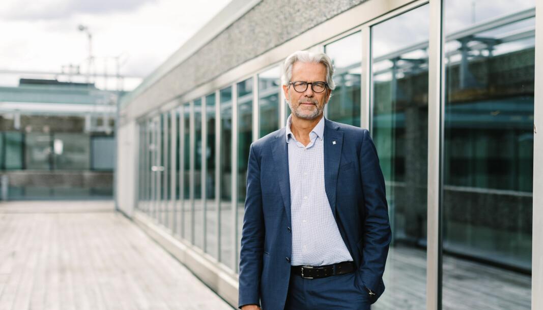 Jon Sandnes, administrerende direktør i BNL.