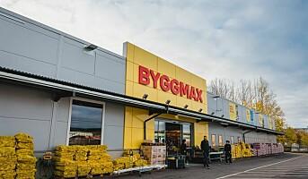 Byggmax skaper jobb i krisa – åpner tre nye butikker