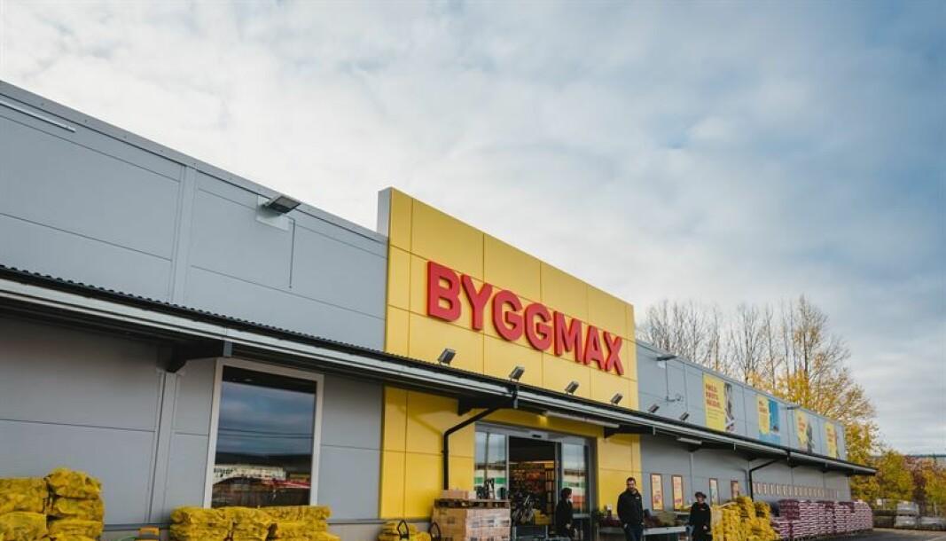 Byggmax ble først etablert i 1993 og har for tiden med 111 butikker i Sverige, 42 butikker i Norge og 10 i Finland.