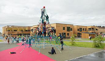 Steinkjer skole er årets skolebygg 2020