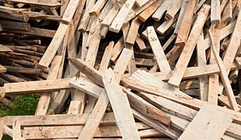 Mulig å redusere avfallet fra byggebransjen