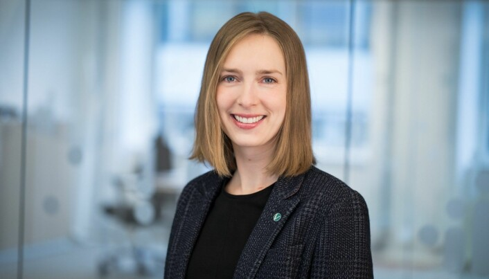 Næringsminister Iselin Nybø forteller at skjerpede bærekraftkrav i DOGA-merket sender et tydelig signal.