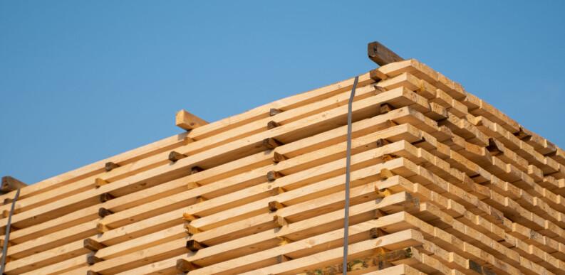 Trebaserte produkter trakk opp byggevaresalget i august
