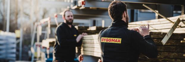 Byggeboom for Byggmax