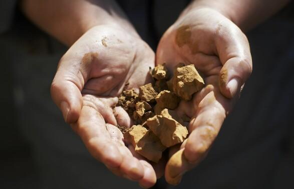 Tester råstoff fra tre som bindemiddel i asfalt