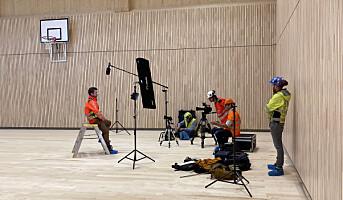 Norsk skole berømmes for trebruk i BBC-dokumentar
