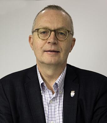 Administrerende direktør Jørn Nørstelien i Gaustal Bruvoll
