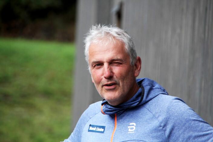 Ragnar Berg driver Norsk Limtre.