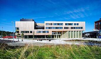 Årets skolebygg:Utstrakt trebruk hos de nominerte
